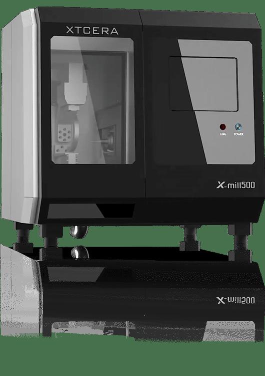 x-mill 500