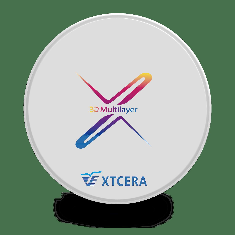 xtcera 3d multilayer