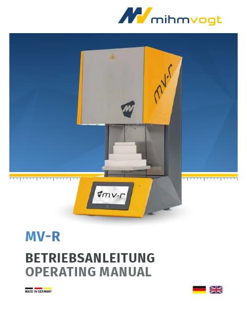 Mihm Vogt MV-R User Manual