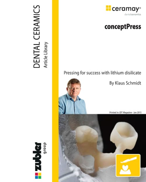 Pressing for Perfection with Klaus Schmidt