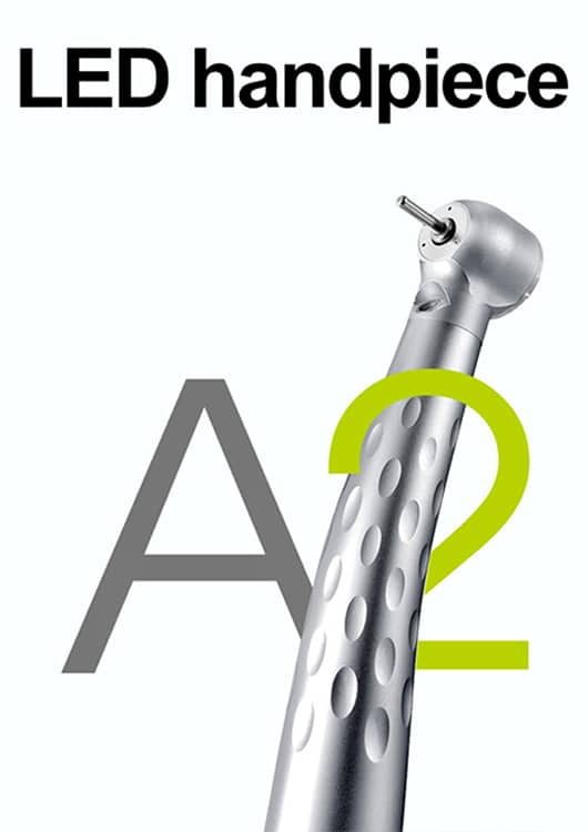 Apple A2 Highspeed Handpiece View2