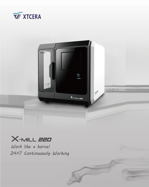 X-Mill 220 Brochure